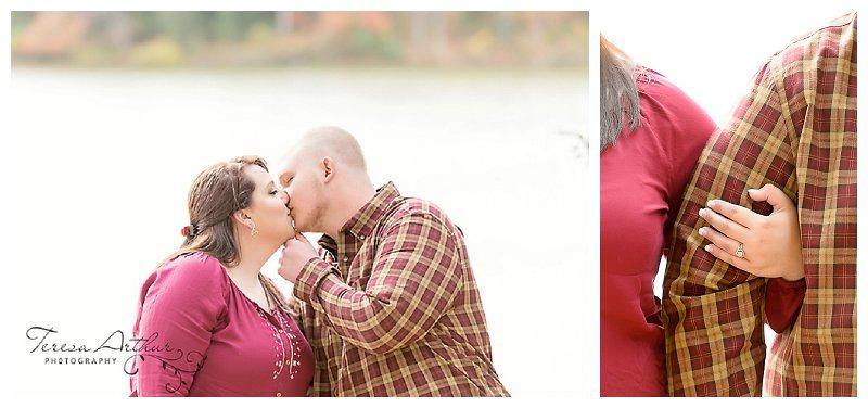 wedding engagement photographer northern virginia fauquier county