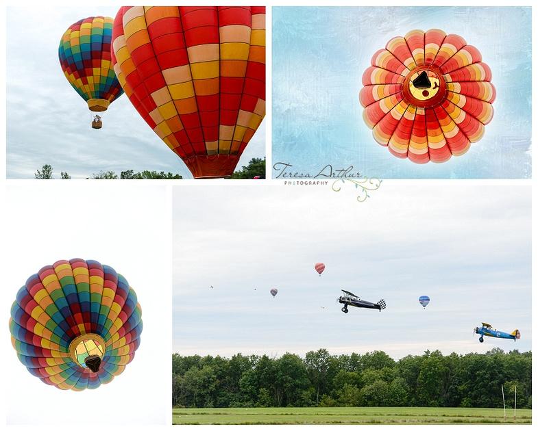 bealeton virginia balloon festival, teresa arthur photography, warrenton virginia photographer