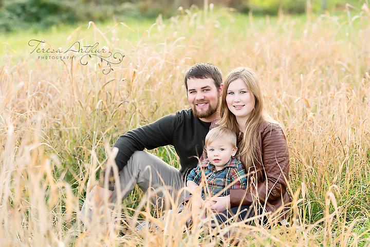 FAMILY PORTRAIT SESSION BY TERESA ARTHUR PHOTOGRAPHY