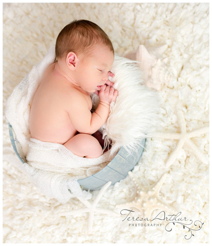 nautical baby pictures