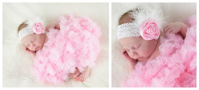 cute newborn girl pictures