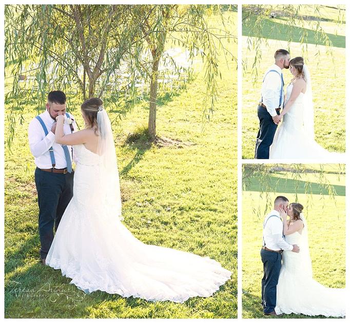 outdoor weddings in nova wedding photos by teresa arthur photography