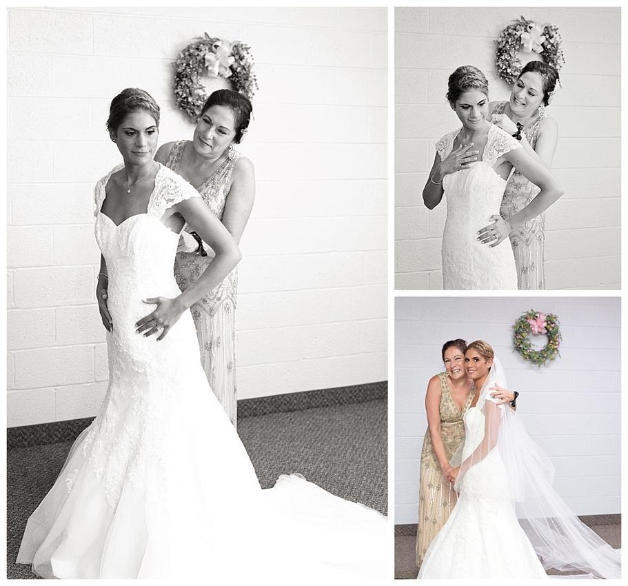 MOTHER AND BRIDE PHOTOS BY TERESA ARTHUR PHOTOGRAPHY WARRENTON VIRGINIA