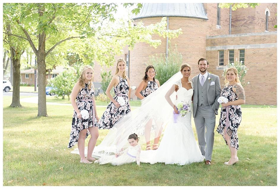 WEDDING PARTY PHOTO BY TERESA ARTHUR PHOTOGRAHY
