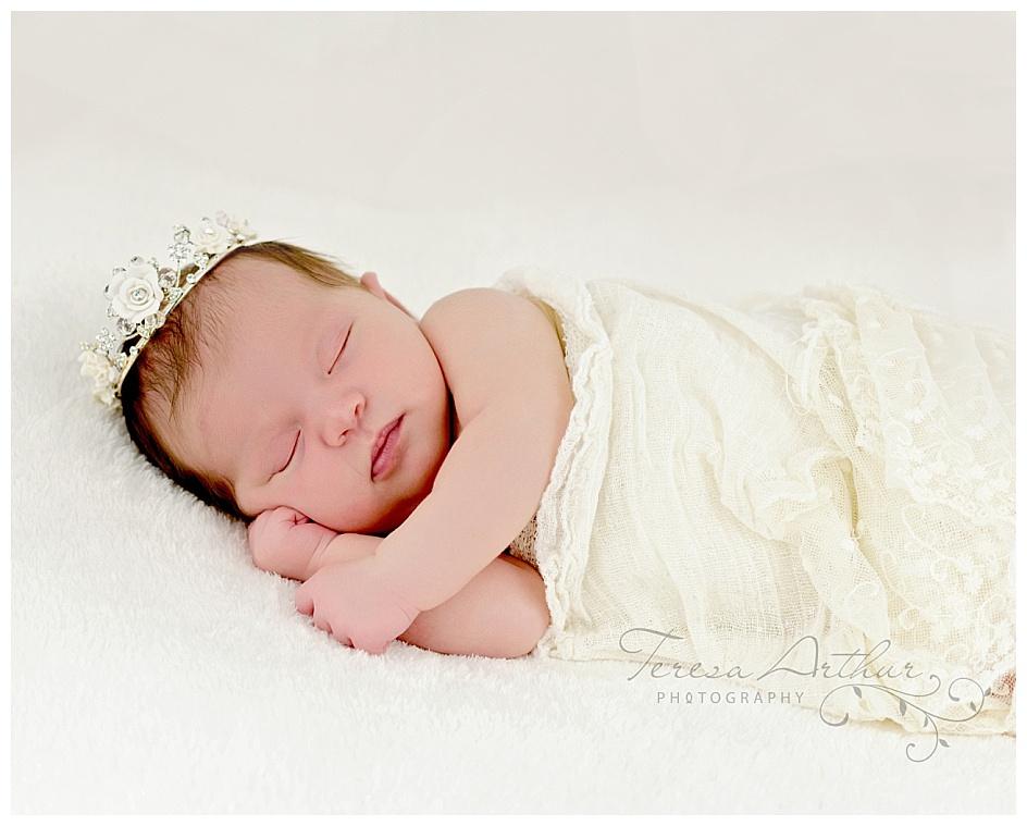 newborn photographer in northern virginia teresa arthur photography