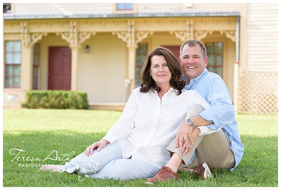 COUPLE PORTRAIT BY TERESA ARTHUR PHOTOGRAPHY