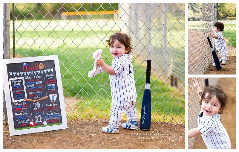 baby boy one year photos