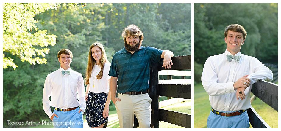 outdoor senior high school photos by teresa arthur