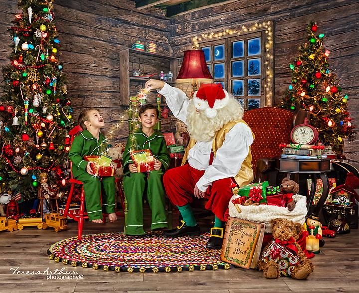 Christmas in July Teresa Arthur Photography-Warrenton VA