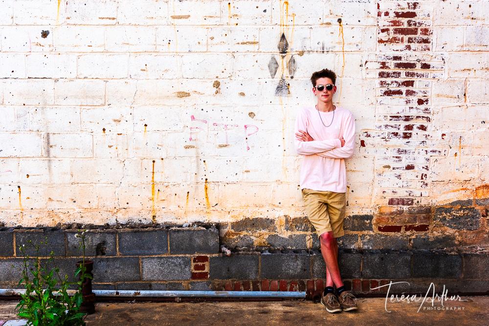 High School Senior Photos Warrenton Virginia by Teresa Arthur Photography
