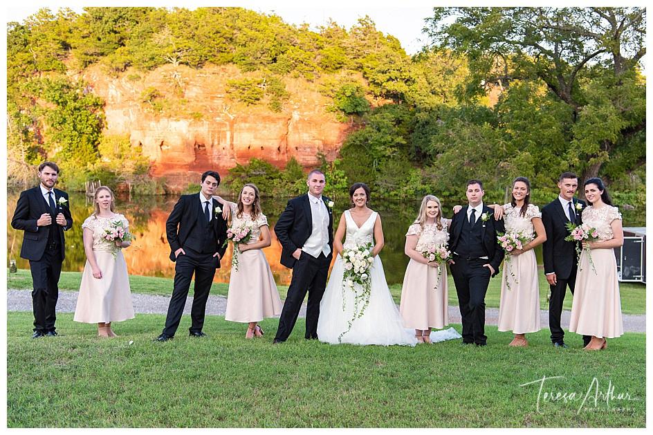 Weddings at Salyer Lake
