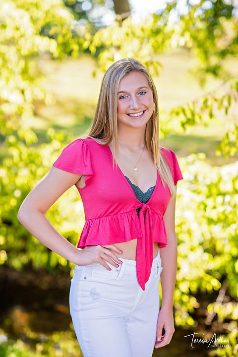 fauquier county high school senior photographer teresa arthur