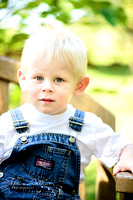 outdoor children's portraits