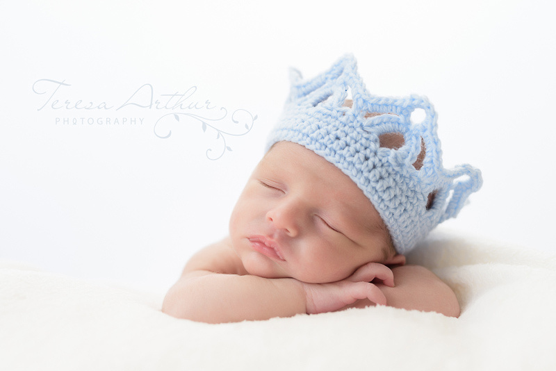 NEWBORN BOY LITTLE PRINCE