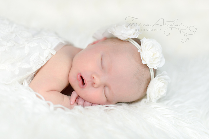 BABY PORTRAITS IN WARRENTON VIRGINIA