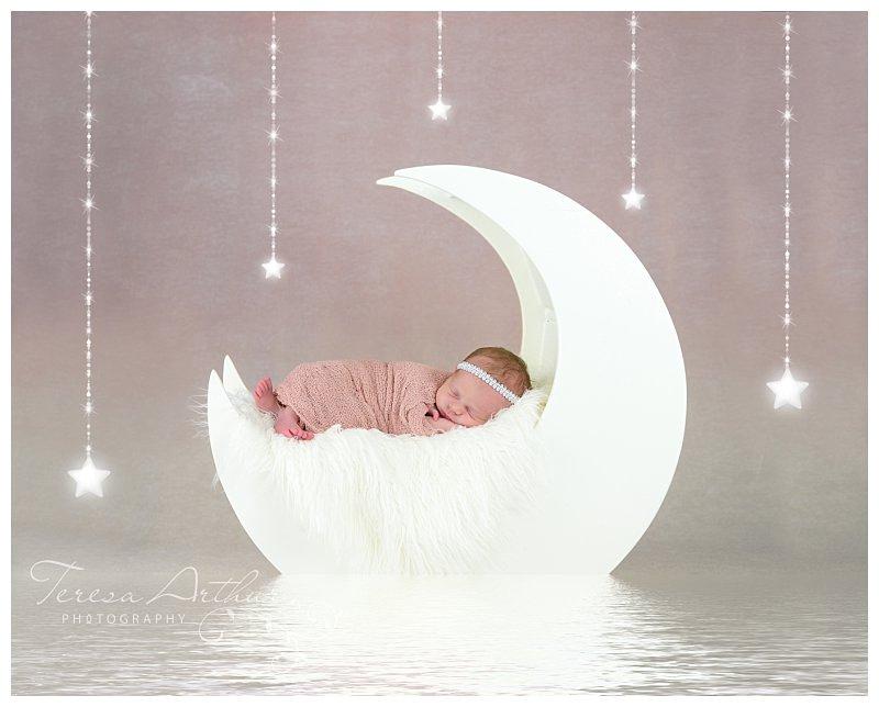 warrenton va newborn portraits by teresa arthur photography