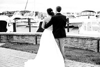 Osprey's Landing Belmont Bay Wedding | Woodbridge VA | C & B