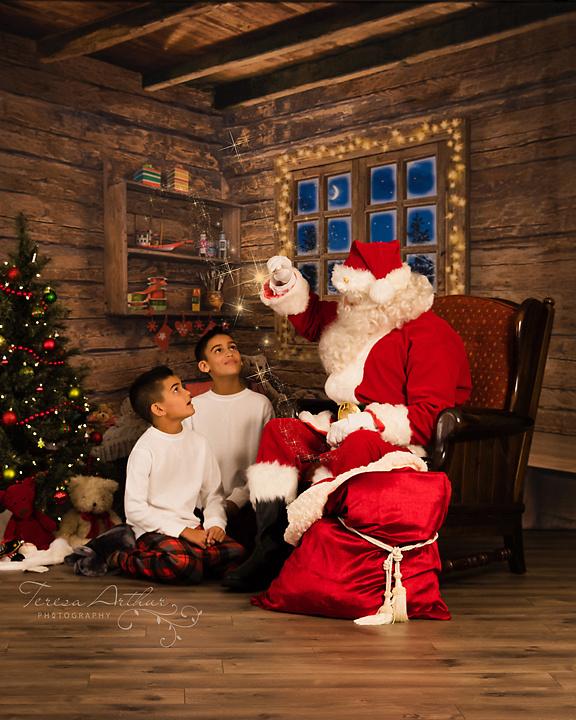 Santa pictures in nova 2016