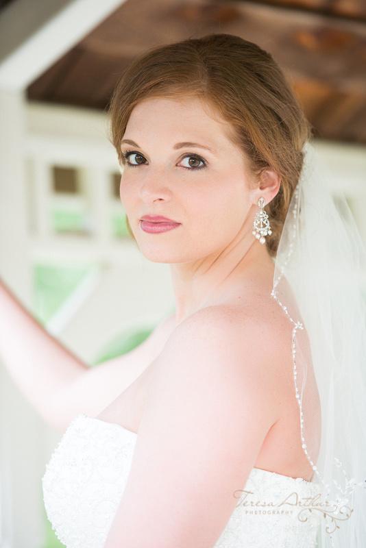 Bridal Portraits in Warrenton Virginia