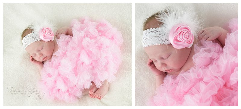 cute newborn girl pictures