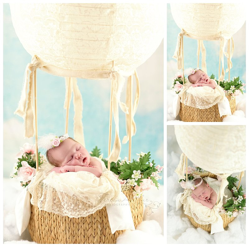 boutique newborn portraits in northern virginia
