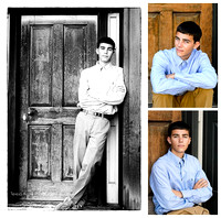 guy senior photos