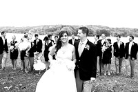 Outdoor wedding at Osprey's Landing in Woodbridge Virginia